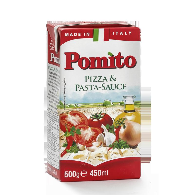 Pizza Sauce Passierte Tomaten